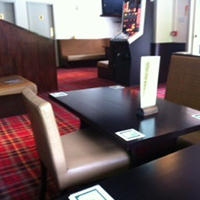 Uplawmoor Hotel - Lounge Bar Refurbished