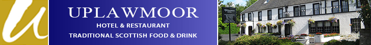 Uplawmoor Hotel and Restaurant - Traditional Scottish Food & Drink