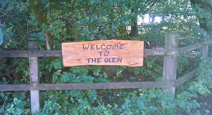 Welcome To The Glen (Iain Oliphant, 2014)