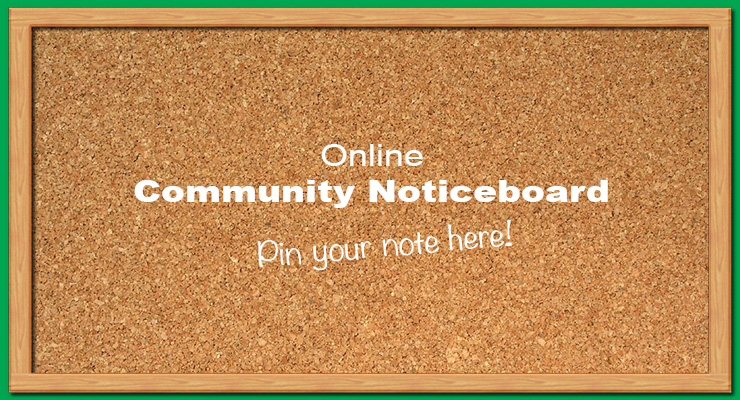 Uplawmoor Gazette Online Community Noticeboard