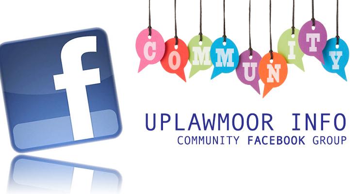 Uplawmoor Info Facebook Group